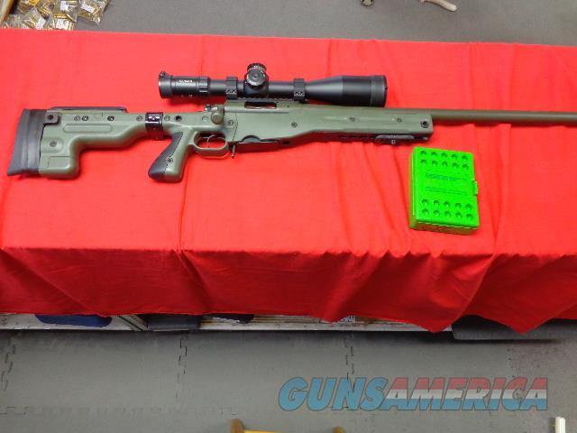 CUSTOM REMINGTON 700 IN 6XC  Guns > Rifles > Custom Rifles > Bolt Action