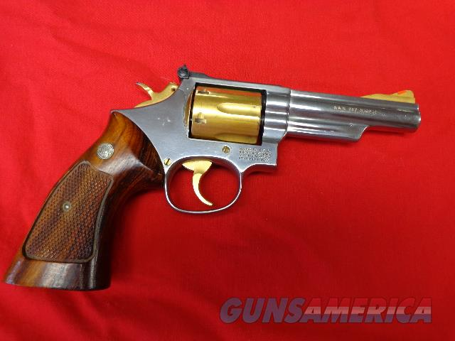 S & W MODEL 66 - 2 IN 357 MAG  Guns > Pistols > Smith & Wesson Revolvers > Med. Frame ( K/L )