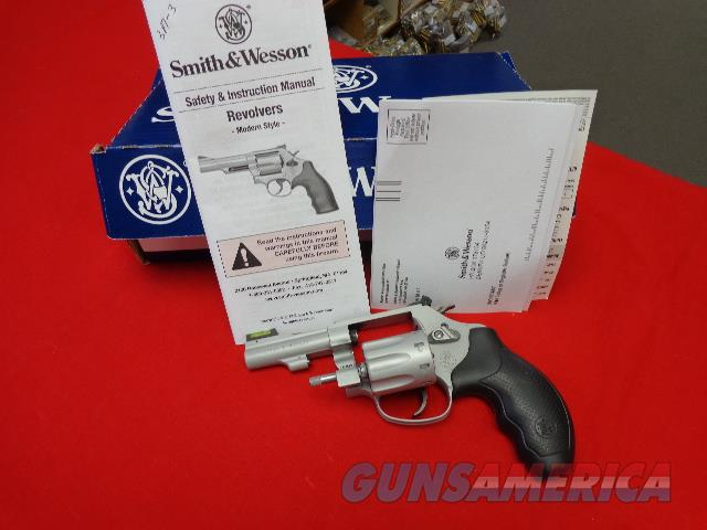 S&W 317-3 AIRLITE IN 22 LR   Guns > Pistols > Smith & Wesson Revolvers > Small Frame ( J )