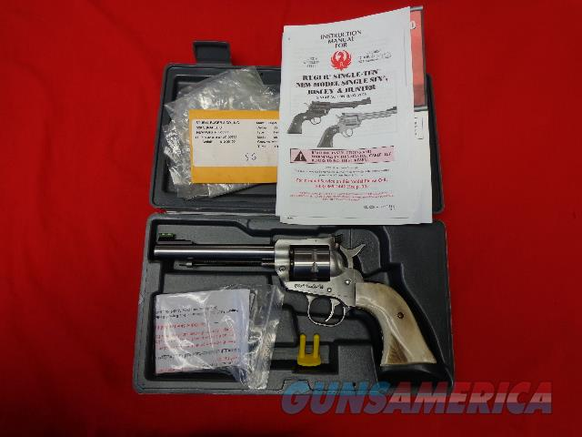 RUGER SINGLE TEN IN 22 LR  Guns > Pistols > Ruger Single Action Revolvers > Single Six Type
