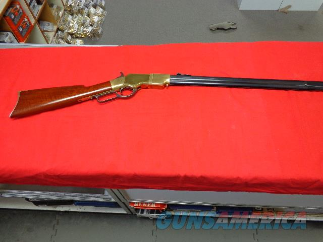 UBERTI MODEL 1860 HENRY IN 45 COLT  Guns > Rifles > Uberti Rifles > Lever Action