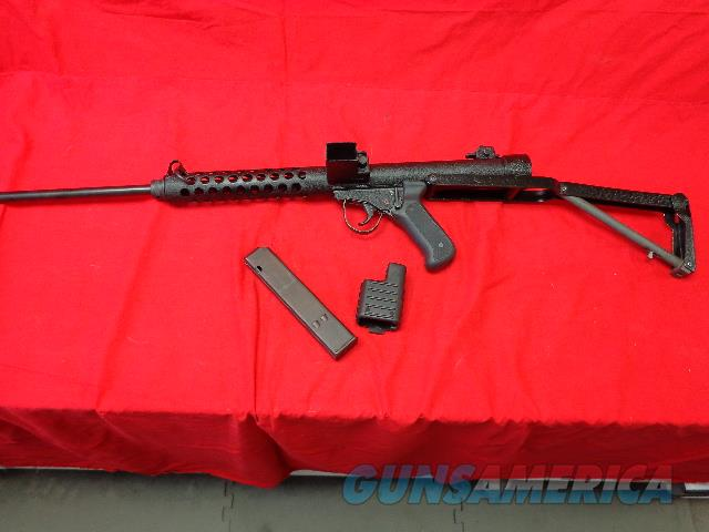P.A.W.S. INC MODEL ZX6-A1 IN 9 MM  Guns > Rifles > PQ Misc Rifles