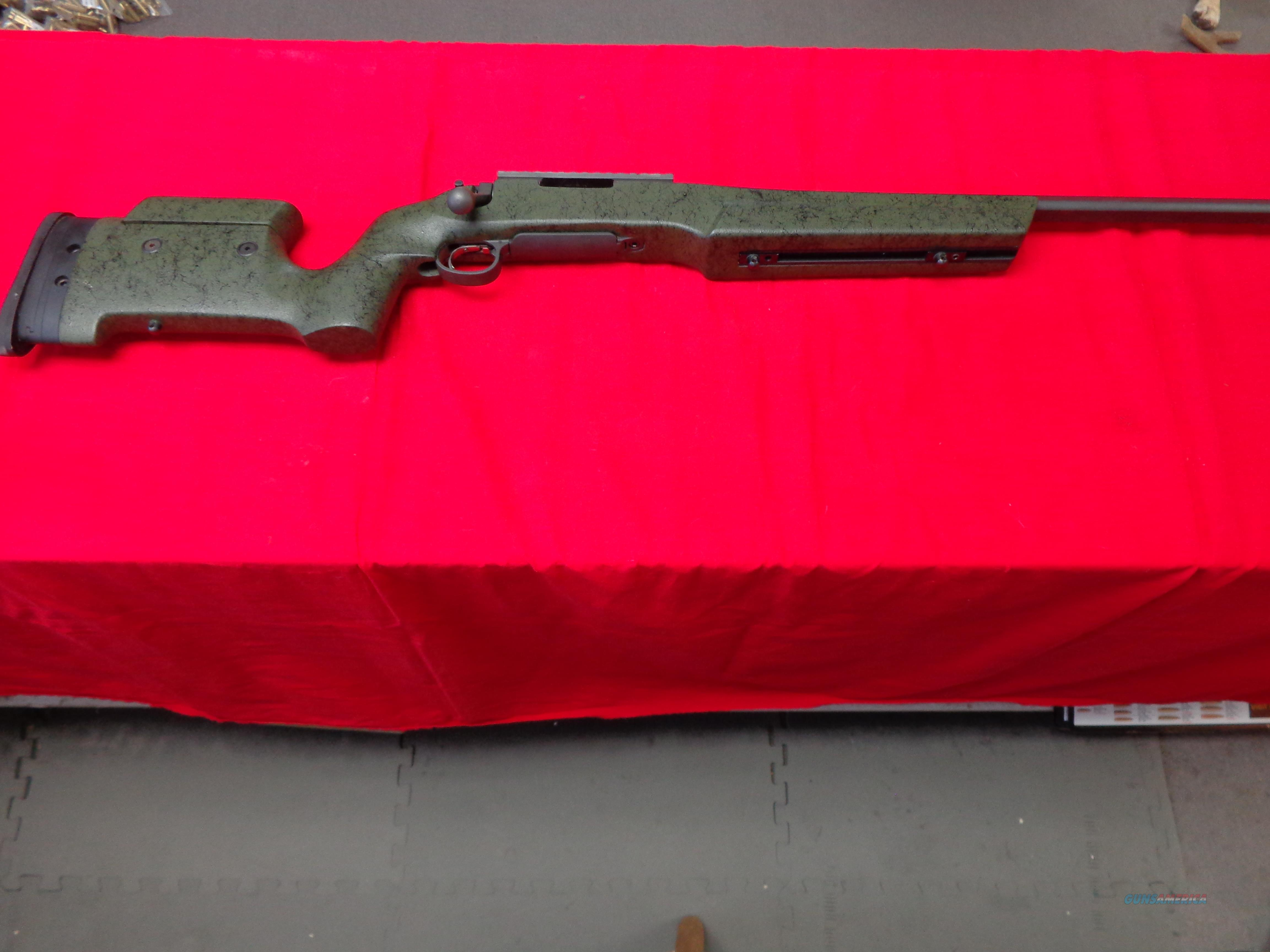 REMINGTON 700 TARGET TACTICAL VTR IN 308  Guns > Rifles > Remington Rifles - Modern > Model 700 > Tactical