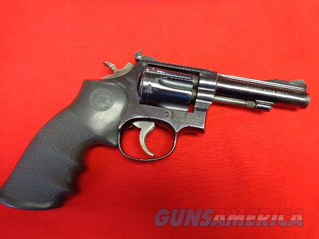 S & W MODEL 18 - 2 IN 22 LR  Guns > Pistols > Smith & Wesson Revolvers > Med. Frame ( K/L )