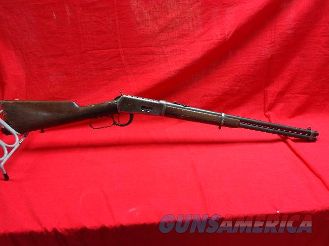 WINCHESTER 1894 IN 30 WCF , MFG 1908  Guns > Rifles > Winchester Rifles - Modern Lever > Model 94 > Pre-64