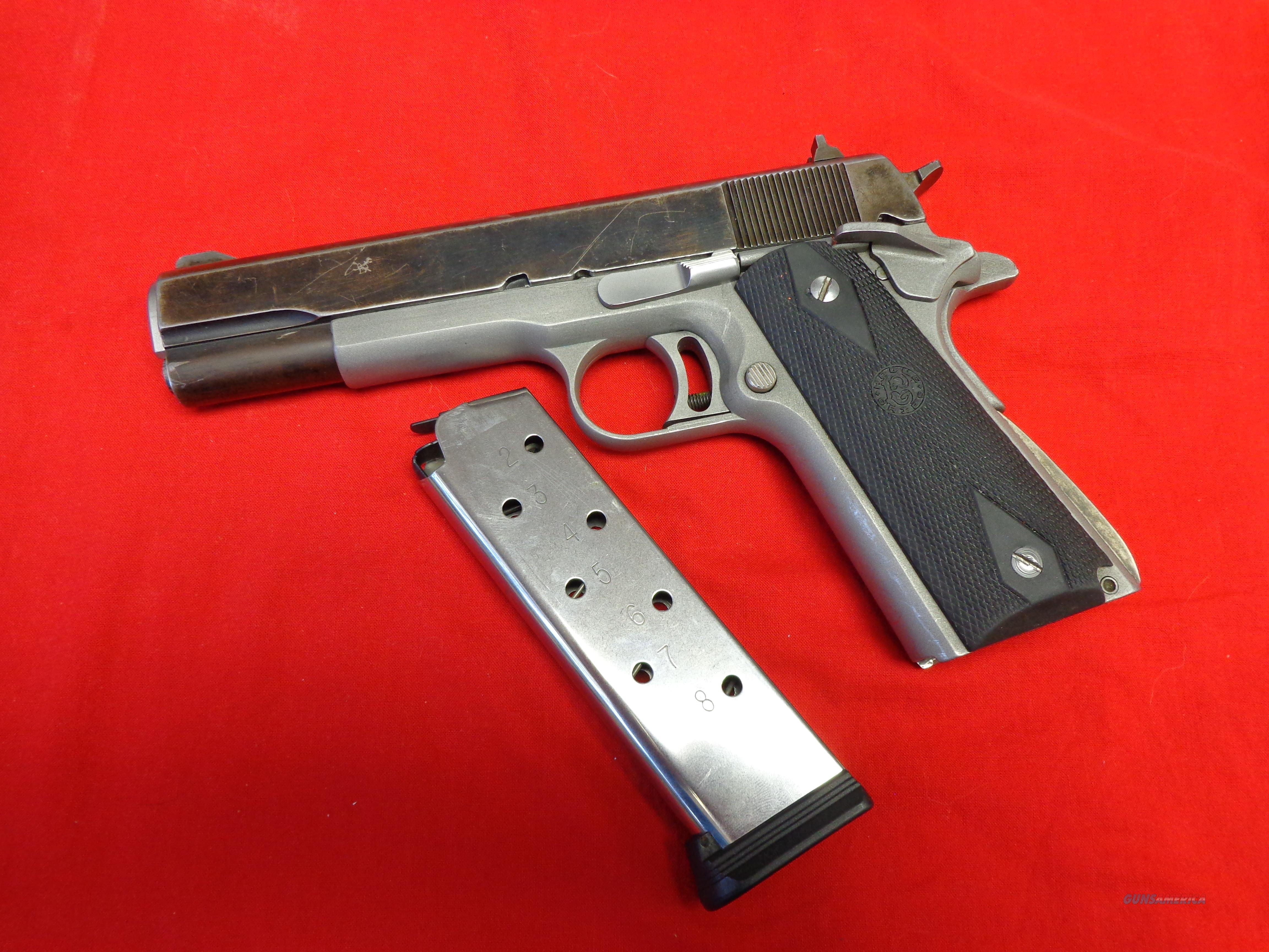 AMT FRAME 1911 PARTS GUN  Guns > Pistols > 1911 Pistol Copies (non-Colt)