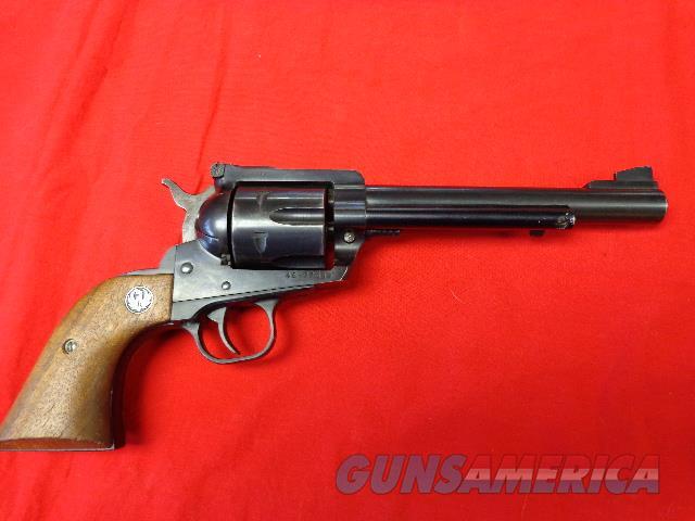 RUGER BLACKHAWK IN 41 MAGNUM  Guns > Pistols > Ruger Single Action Revolvers > Blackhawk Type