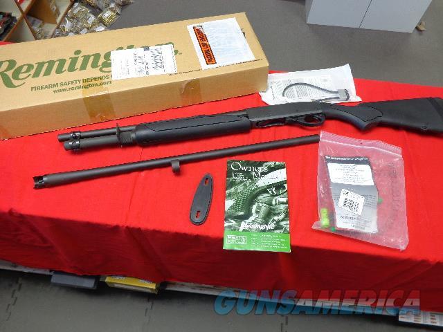 REMINGTON 870  20 G , 2 BARREL SET  Guns > Shotguns > Remington Shotguns  > Pump > Hunting