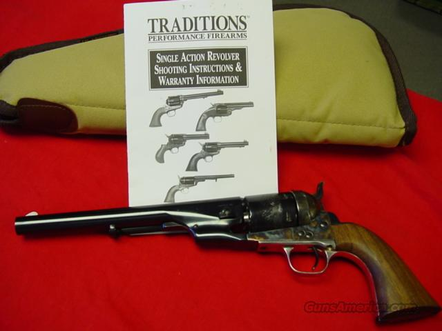 ASM /TRADITIONS 1851 CONVERSION 38 SP  Guns > Pistols > Traditions Pistols