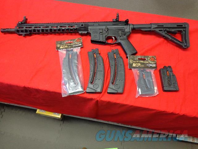 PALMETTO ARMORY PA -15 WITH 22 LR CONVERSION INSTALLED  Guns > Rifles > PQ Misc Rifles