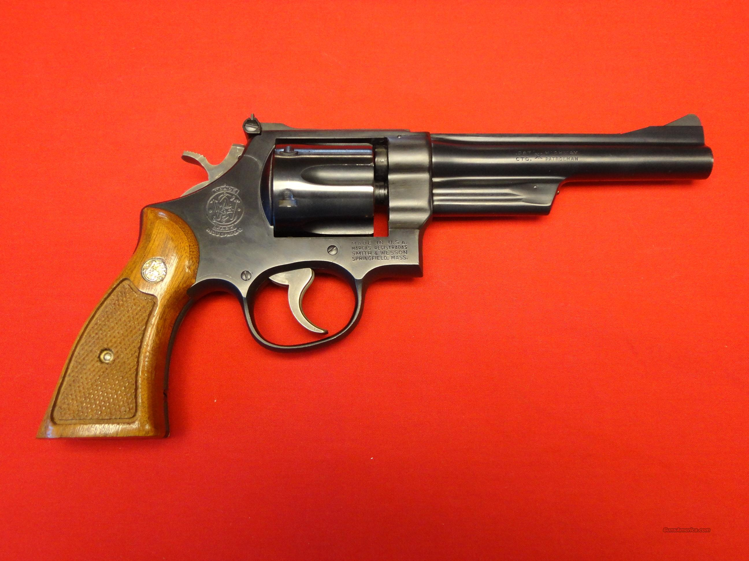 S&W MODEL 28-2  -  357 MAG  Guns > Pistols > Smith & Wesson Revolvers > Full Frame Revolver