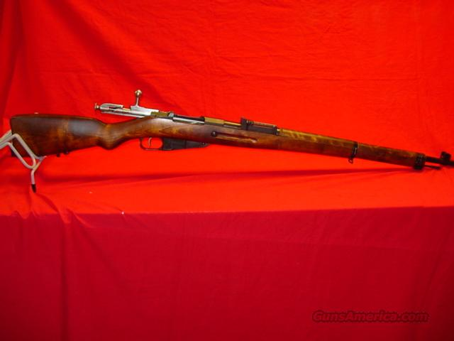 FINLAND M39 - 7.62 X 54 R  Guns > Rifles > Military Misc. Rifles Non-US > Other
