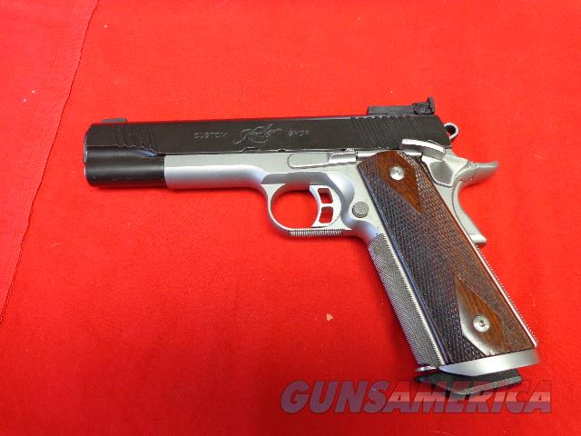 KIMBER SUPER MATCH II IN 45 ACP  Guns > Pistols > Kimber of America Pistols > 1911