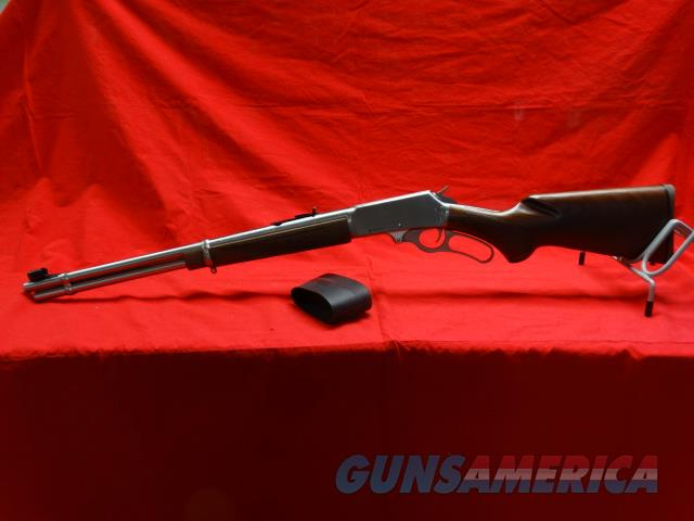 MARLIN 336 SS IN 30 -30 , STAINLESS  Guns > Rifles > Marlin Rifles > Modern > Lever Action