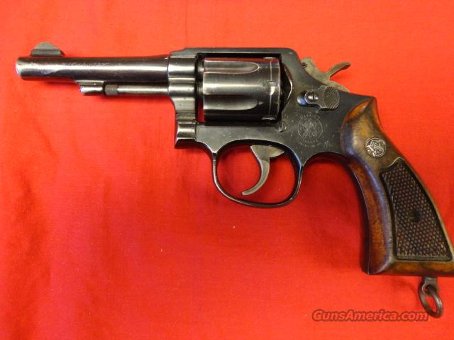 S & W 10-7 IN 38SP - RHKP  Guns > Pistols > Smith & Wesson Revolvers > Model 10