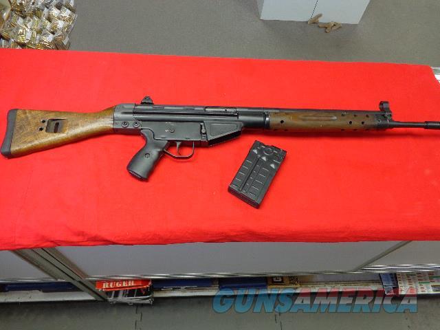 CENTURY ARMS CETME SPORTER IN 308 WIN  Guns > Rifles > CETME Rifles