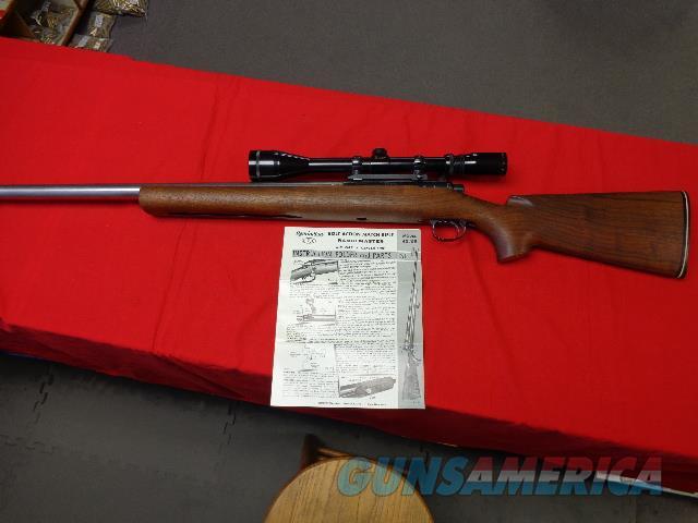 REMINGTON 40 XB RANGEMASTER IN 22- 250  Guns > Rifles > Remington Rifles - Modern > Other