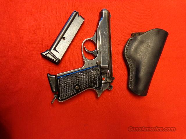 # 28 - WALTHER MODEL PP IN 22 LR  Guns > Pistols > Walther Pistols > Pre-1945 > PP