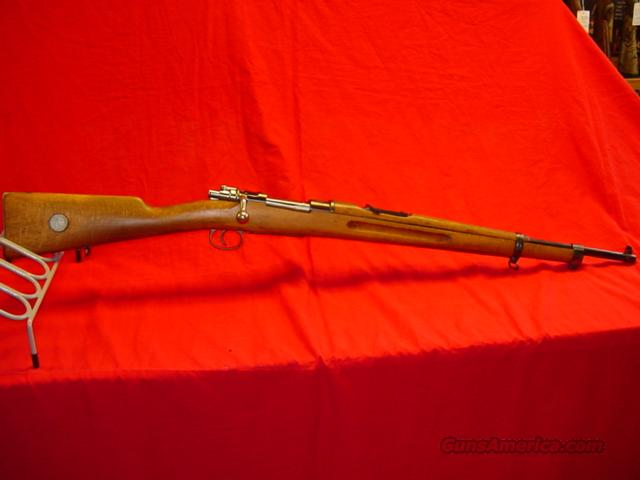 MEXICAN MAUSER 1931  Guns > Rifles > Mauser Rifles > Spanish