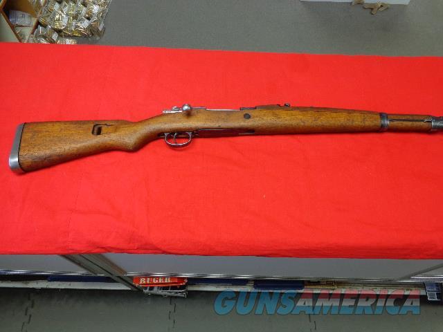 YUGOSLAVIAN MAUSER M 48 A IN 8 X 57  Guns > Rifles > Mauser Rifles > German