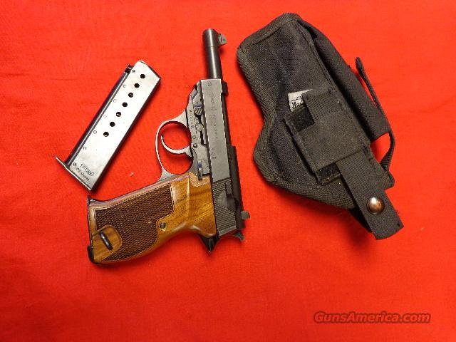 # 42 - WALTHER -P 4 IN 9 MM  Guns > Pistols > Walther Pistols > Post WWII > P5