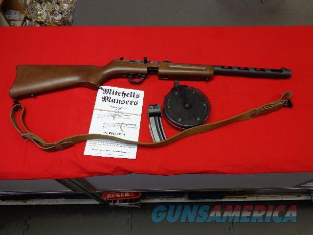 MITCHELL ARMS / PIETTA PPS50 IN 22LR  Guns > Rifles > Mitchell Arms Rifles