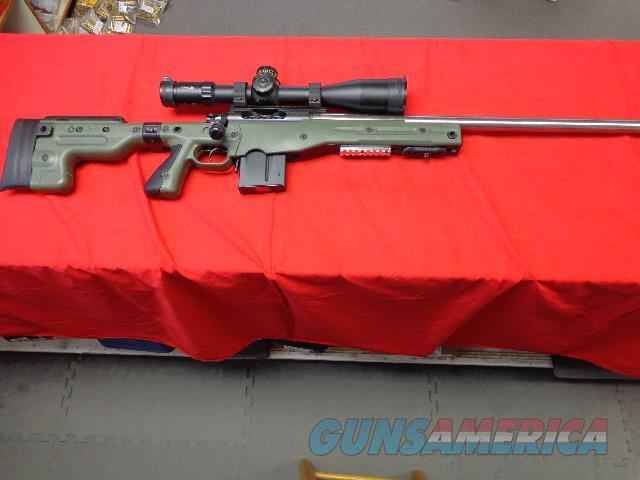 CUSTOM KELBLY ATLAS TACTICAL 6MM SLR  Guns > Rifles > Custom Rifles > Bolt Action