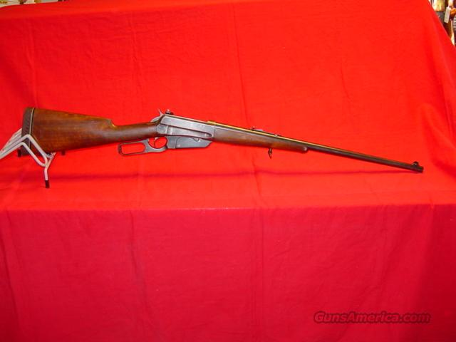 winchester 1895 - 405win ,mfg in 1913  Guns > Rifles > Winchester Rifles - Modern Lever > Other Lever > Pre-64