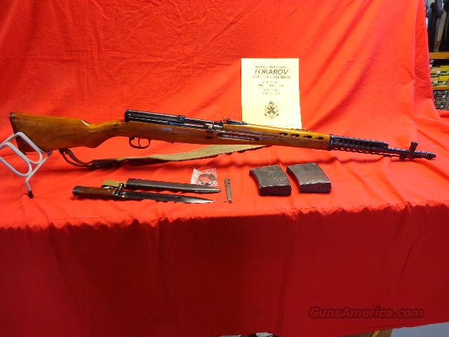 RUSSIAN SVT-40 IN 762X54R  Guns > Rifles > Military Misc. Rifles Non-US > Other