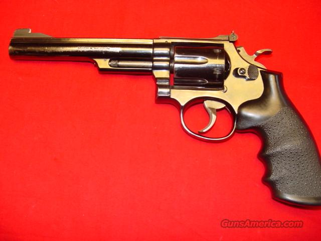 SMITH AND WESSON 19 - 3 -357 MAGNUM  Guns > Pistols > Smith & Wesson Revolvers > Full Frame Revolver