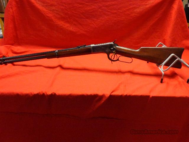WINCHESTER MODEL 92 IN 44 WCF  Guns > Rifles > Winchester Rifles - Modern Lever > Other Lever > Pre-64