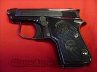 BERETTA 950 BS 22 SHORT  Guns > Pistols > Beretta Pistols > Small Caliber Tip Out