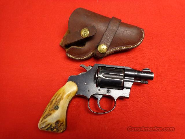 COLT DETECTIVE SPECIAL IN 38COLT N.P.  Guns > Pistols > Colt Double Action Revolvers- Modern