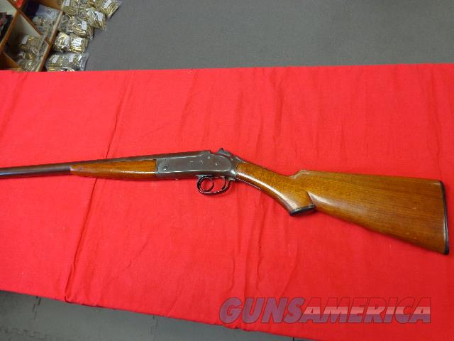 IVER JOHNSON MODEL 1900 RING HAMMER IN 12 G  Guns > Shotguns > Iver Johnson Shotguns