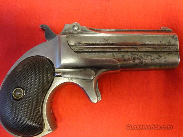 REMINGTON TYPE II DERRINGER 41 RF  Guns > Pistols > Remington Derringers