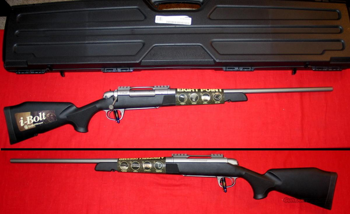 I-BOLT ALL-WEATHER 30-06 W/$50.00 REBATE  Guns > Rifles > Smith & Wesson Rifles