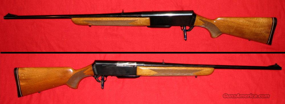 BAR .300 Win Mag Belgium  Guns > Rifles > Browning Rifles > Semi Auto > Hunting