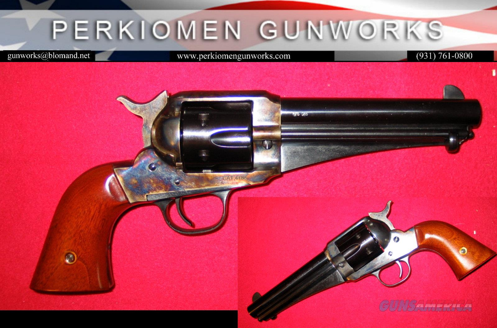 1875 Rem. Army Outlaw .45LC, 5.5   Guns > Pistols > Taylors & Co. Pistols > Ctg.