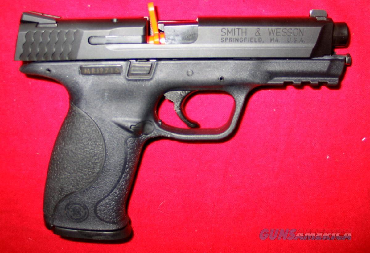 M&P 9 without internal locking system!!!!!!!  Guns > Pistols > Smith & Wesson Pistols - Autos > Polymer Frame