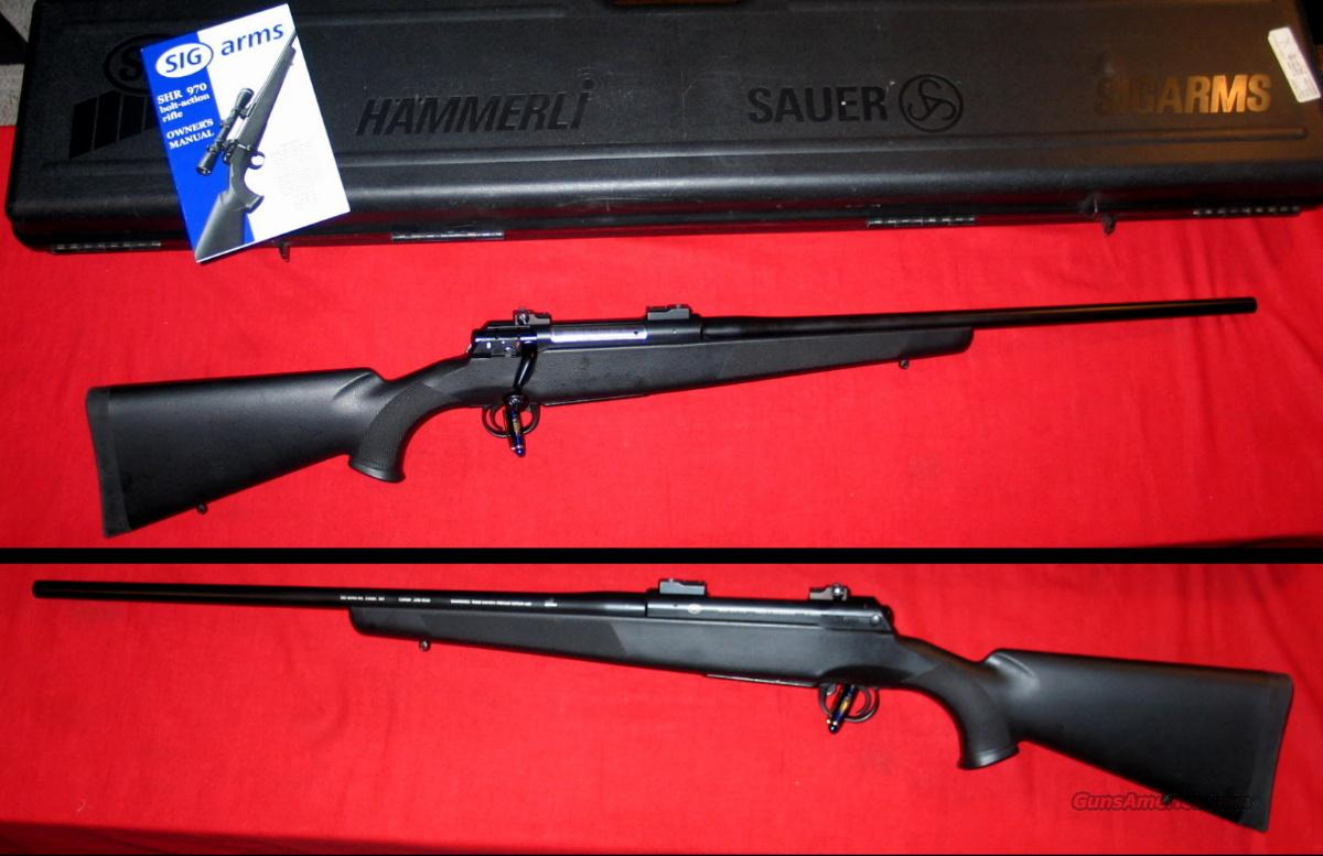 SIG SHR970 .280 / Like New  Guns > Rifles > Sigarms Rifles
