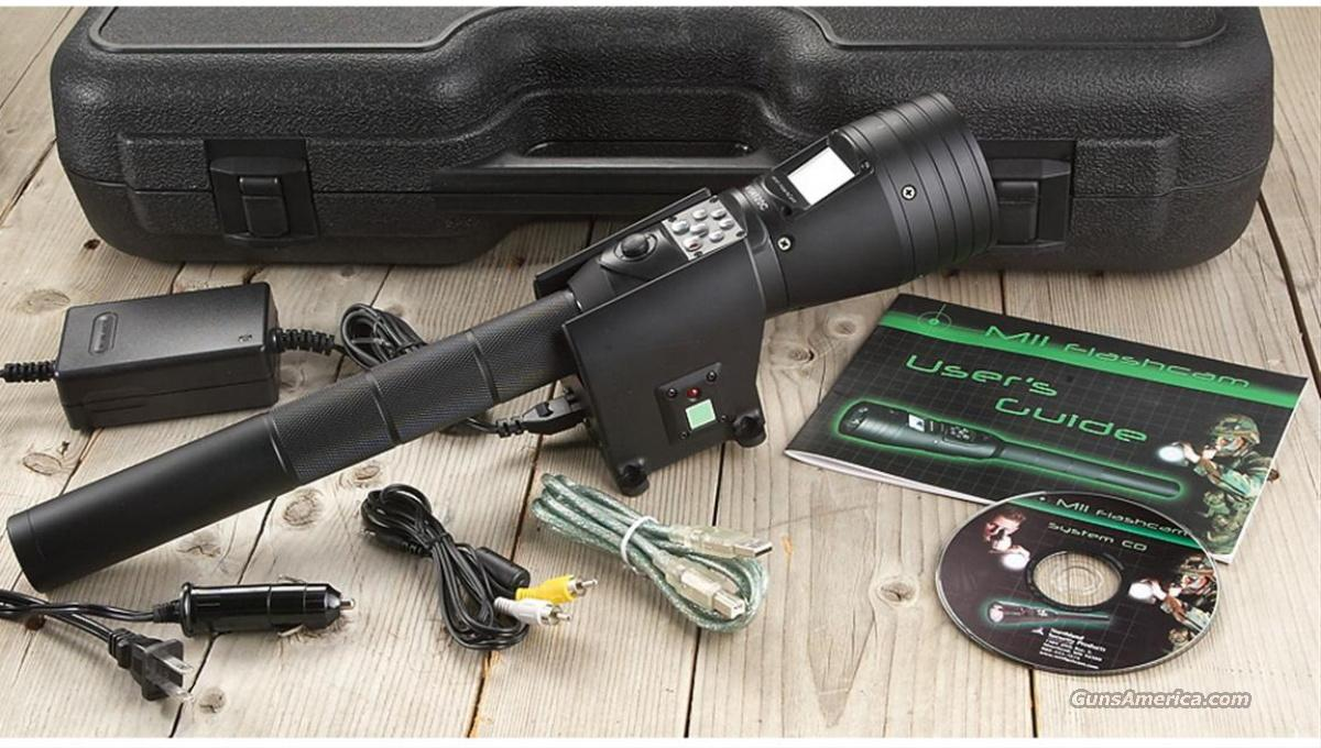 MII Flashcam- Day/Nite Vision Tact light w/Camera  Non-Guns > Night Vision