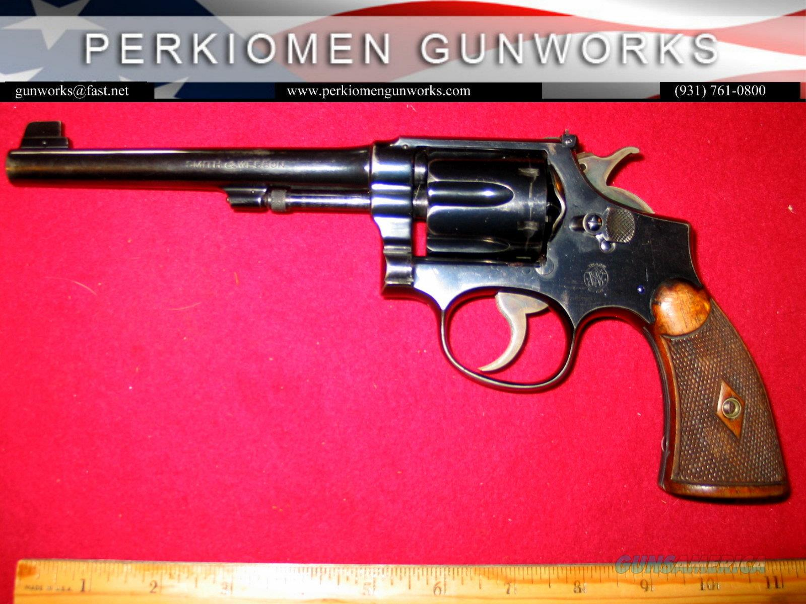 .32-20 Hand Ejector Model of 1905 4th change TARGET  Guns > Pistols > Smith & Wesson Revolvers > Pre-1945