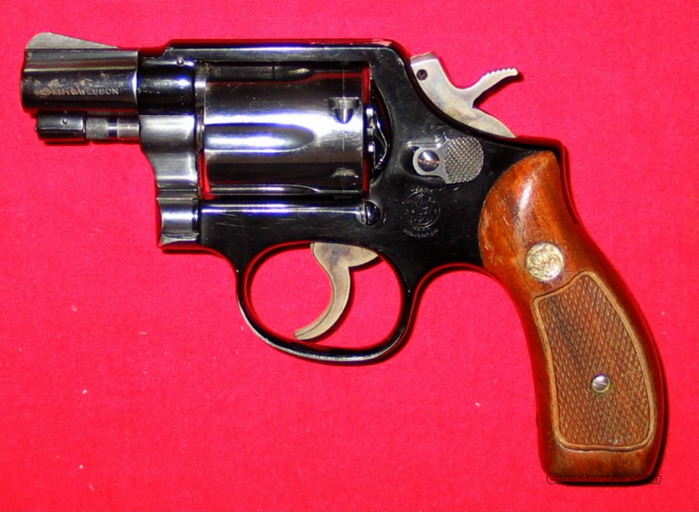 "12-3 Airweight 2"" BL .38 Spec.  Guns > Pistols > Smith & Wesson Revolvers > Full Frame Revolver"