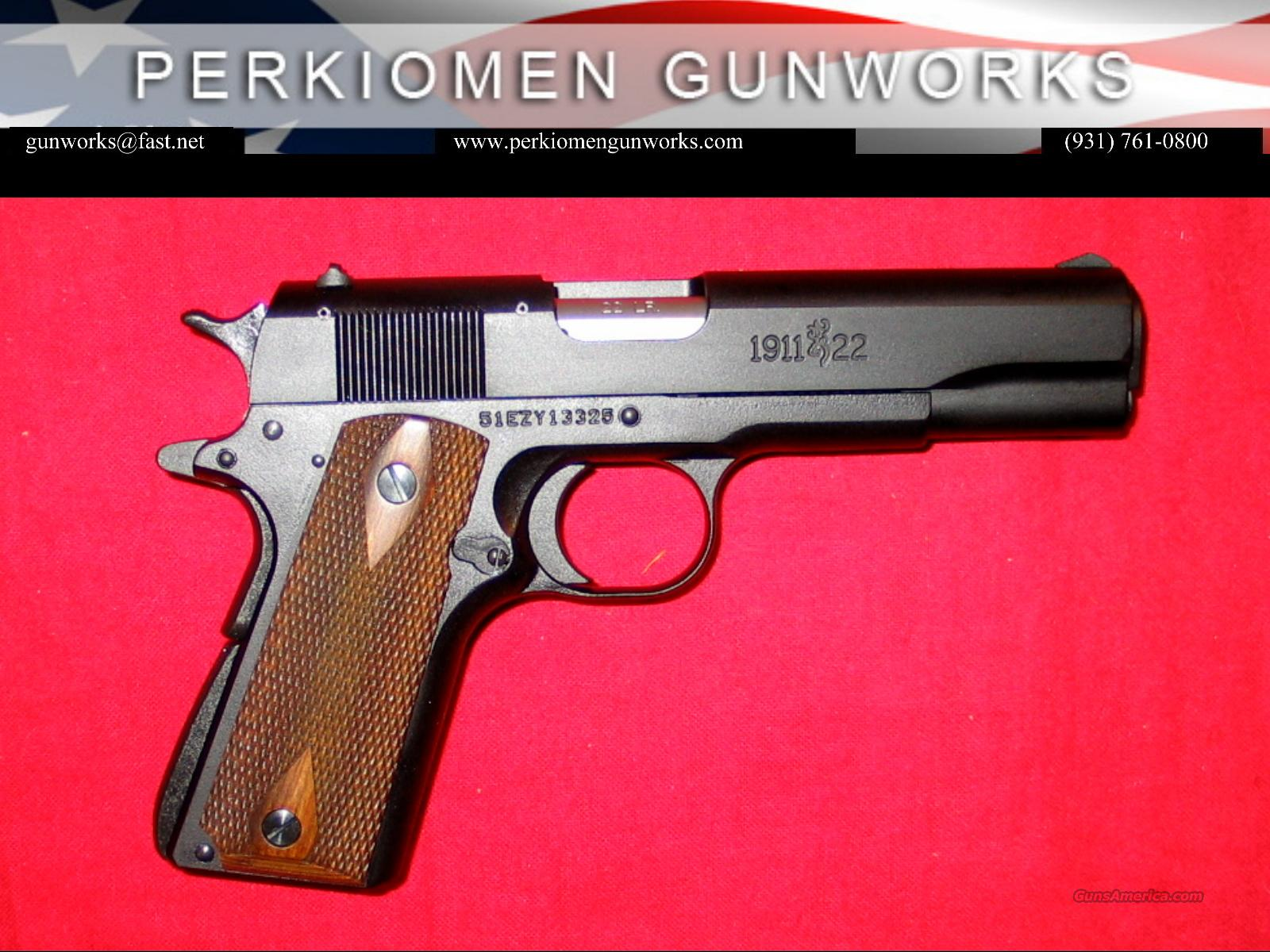 "1911-22 A1, .22LR, 4.25"", New in Box  Guns > Pistols > Browning Pistols > Other Autos"