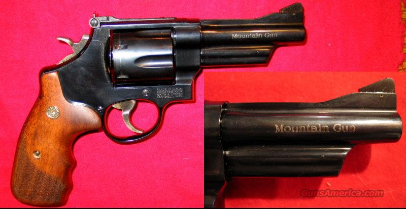 29-8 Mountain Gun  Guns > Pistols > Smith & Wesson Revolvers > Full Frame Revolver