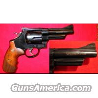 29-8 Mountain Gun  Smith & Wesson Revolvers > Full Frame Revolver