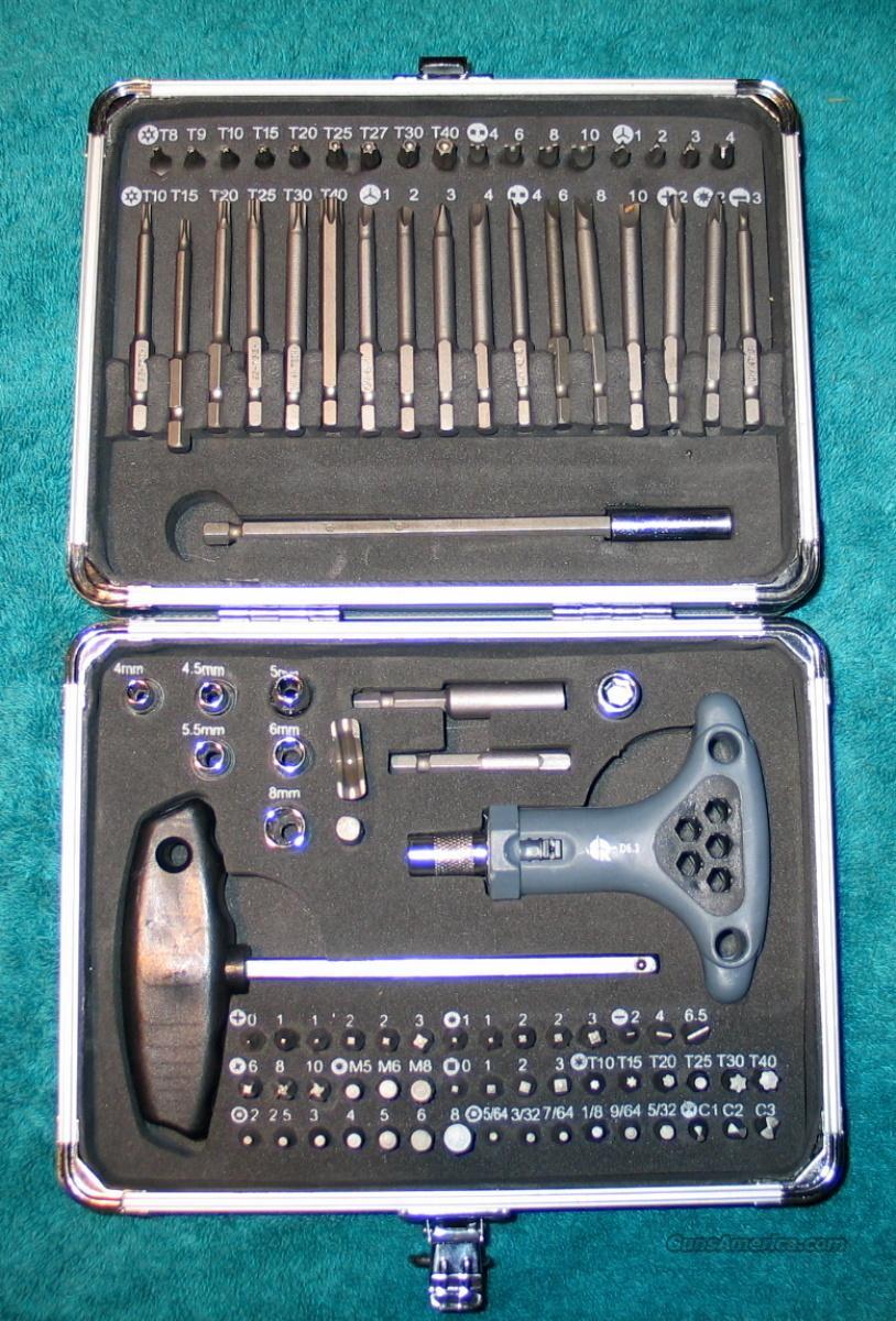 Fm 95 Piece Gunsmithing Tool Kit For Sale