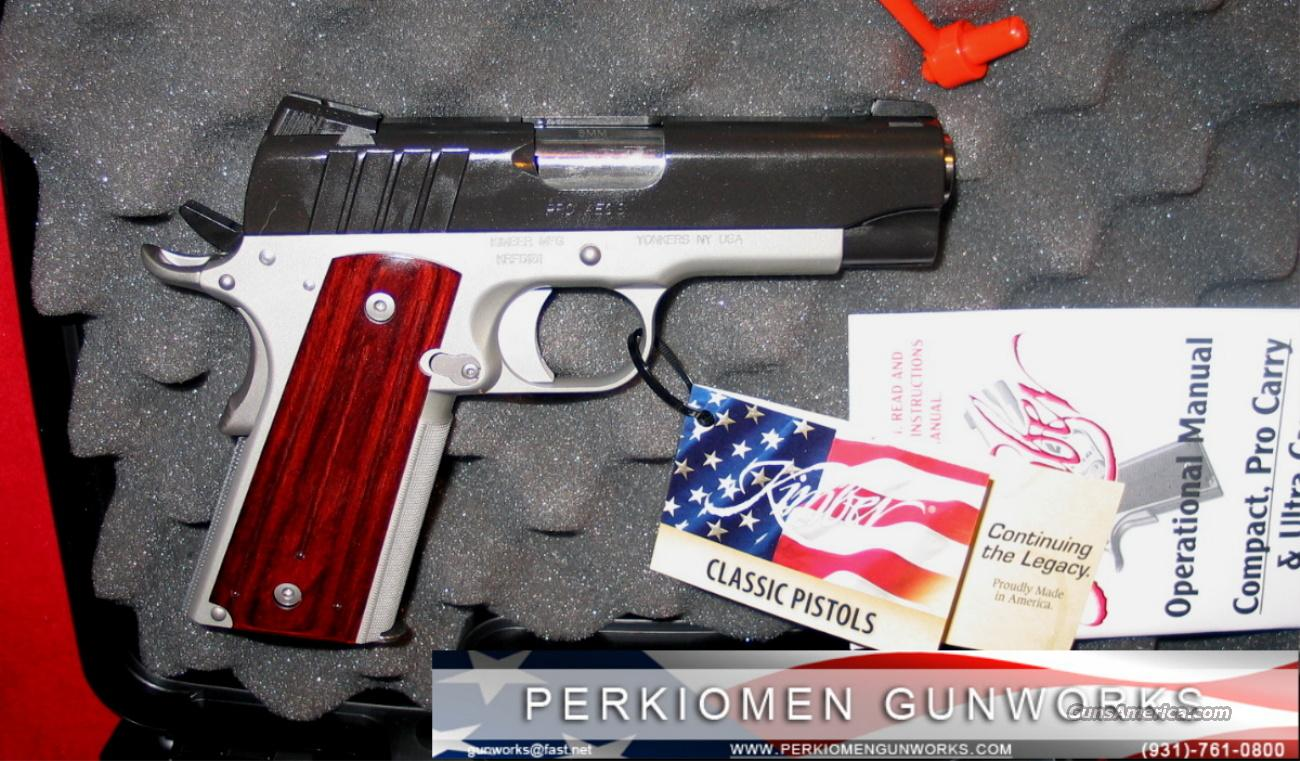 "Pro Aegis, Custom Shop, 9mm, 4"", NIB  Guns > Pistols > Kimber of America Pistols"