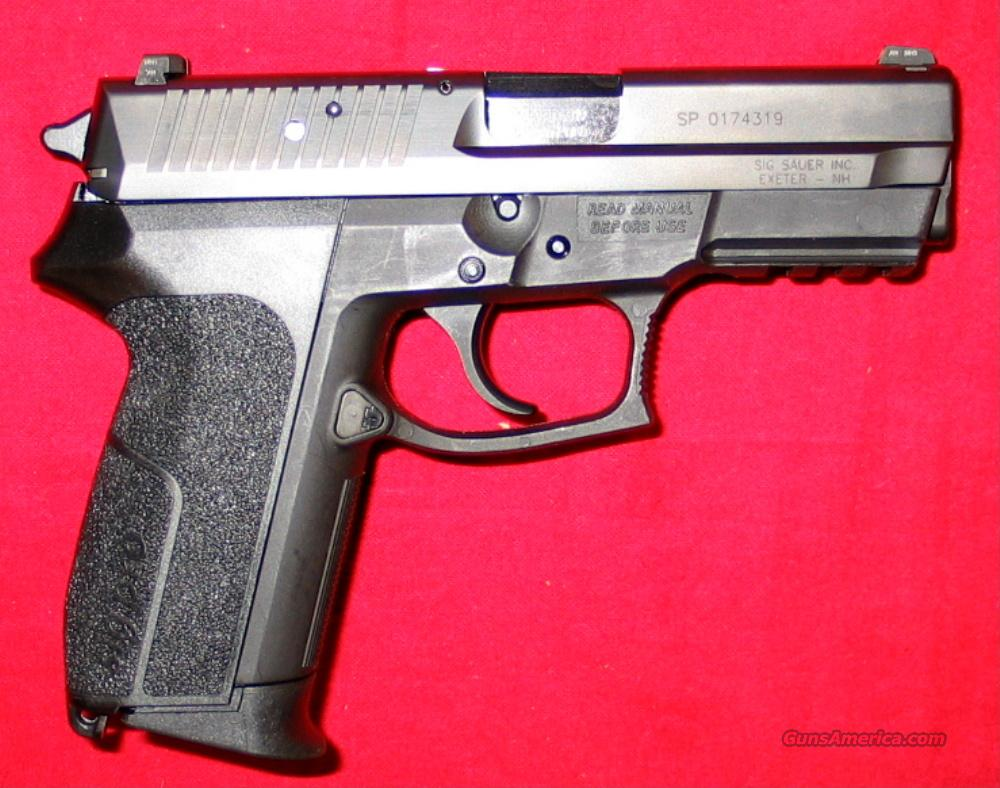 SP2022 9MM w/Nite sights - Used  Guns > Pistols > Sig - Sauer/Sigarms Pistols > 2022