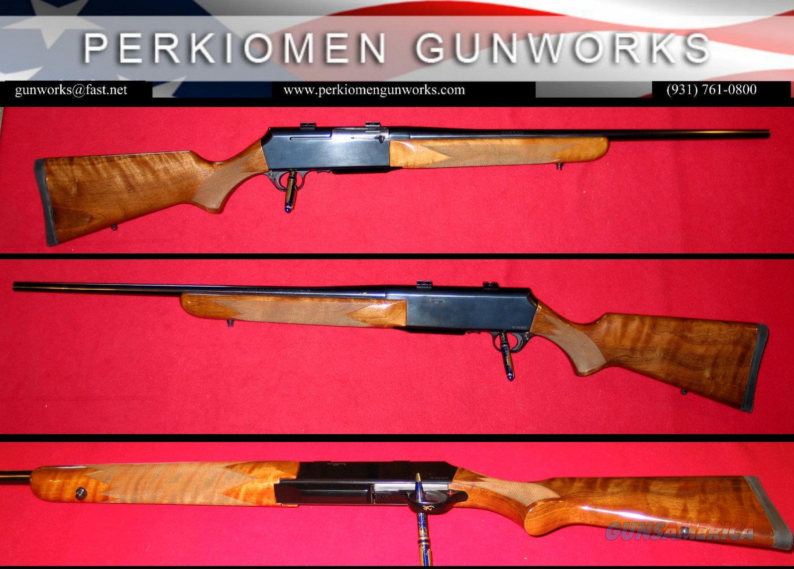BAR Grade 1 .30-06  Guns > Rifles > Browning Rifles > Semi Auto > Hunting